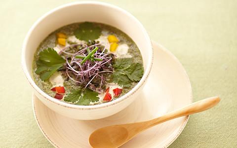 Chie's スーパーフード グリーンスープ