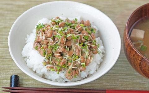 スプラウト納豆